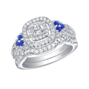 Jewelry - CERTIFIED 1.4 cttw Diamond Ring